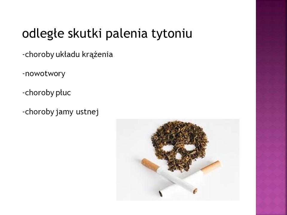 Skutki wdychania dymu papierosowego obejmują swoim zasięgiem również osoby niepalące, tzw.