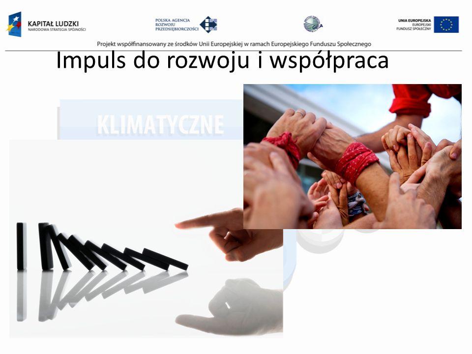Impuls do rozwoju i współpraca
