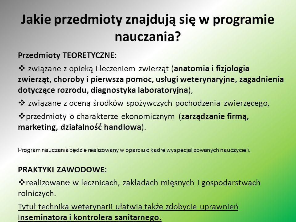 Młodzieży kończącej gimnazjum polecamy gorąco Technikum nr 1 Zespołu Szkół Licealnych i Zawodowych w Olecku