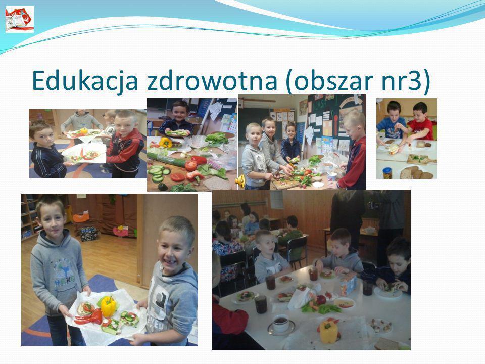 Edukacja zdrowotna (obszar nr3)