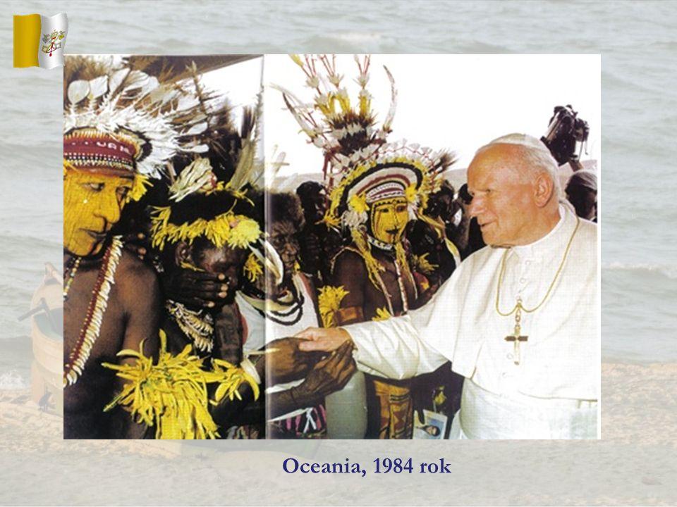 Oceania, 1984 rok