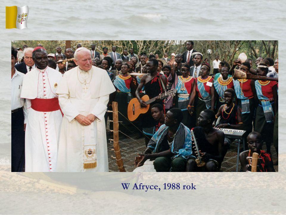 W Afryce, 1988 rok