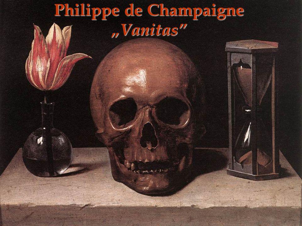 Philippe de Champaigne Vanitas