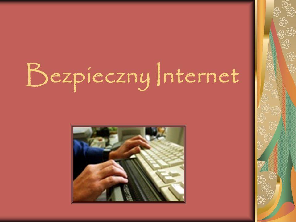 Zasada 10 Spotkania z osobami poznanymi w Internecie mog ą by ć niebezpieczne.