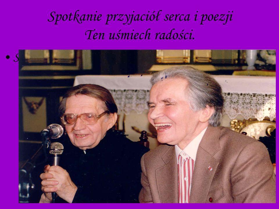 19 Spotkanie przyjaciół serca i poezji Ten uśmiech radości. SKĘPE, 7 WRZEŚNIA 1996 R.