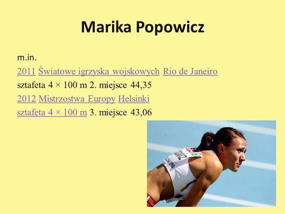 Marika Popowicz m.in.