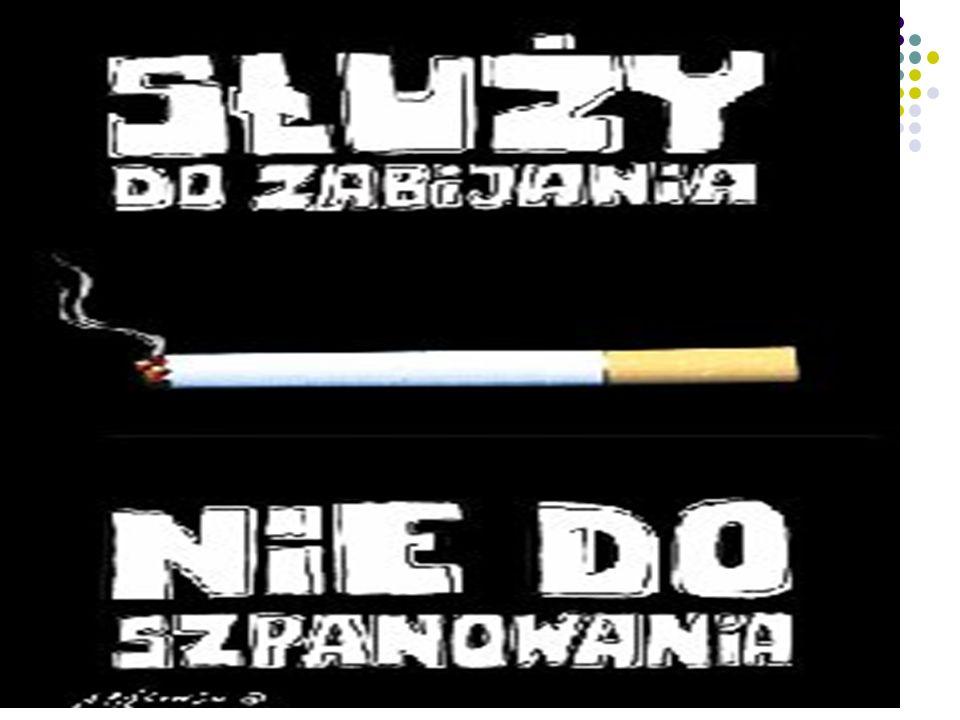 Jedni zaczynają palić, ponieważ wydaje im się, że papierosy rozgonią