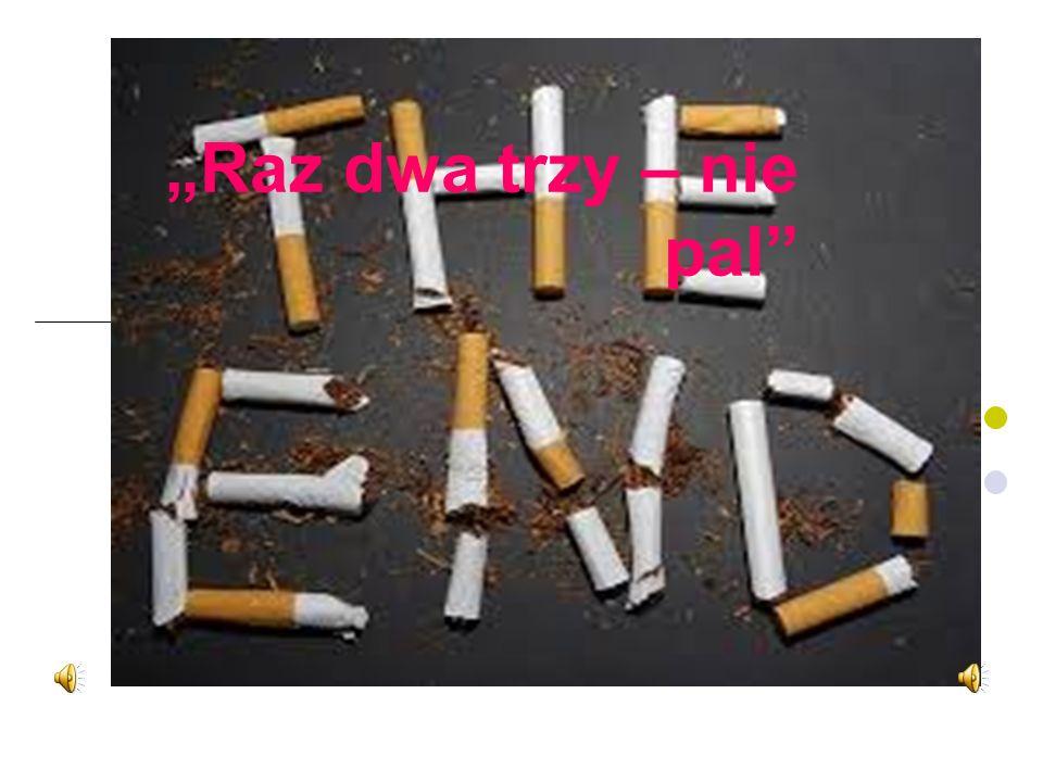 -Dziękujemy za uwagę- Konrad i Jakub kl. V Źródła:. pl/artykul/dlaczego-nie-warto-palic-papierosow/ http://niepale.pl/rzucam-palenie/dlaczego-warto.ka