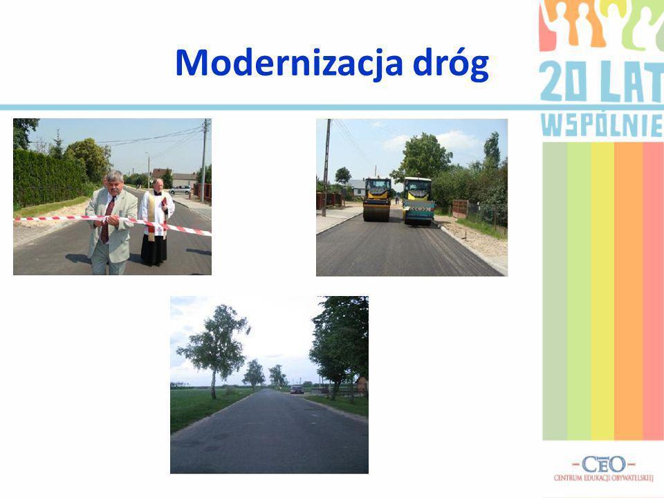 Modernizacja dróg