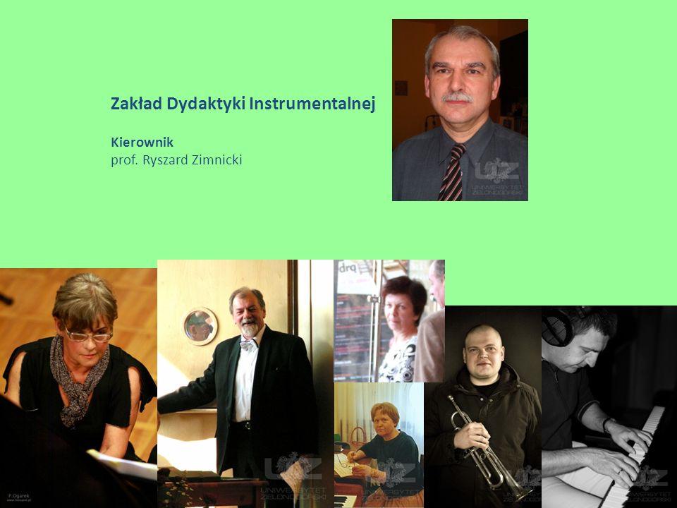 Nasi wykładowcy to: dyrygenci, kompozytorzy, instrumentalści, wokaliści, teoretycy muzyki, muzykolodzy i in.