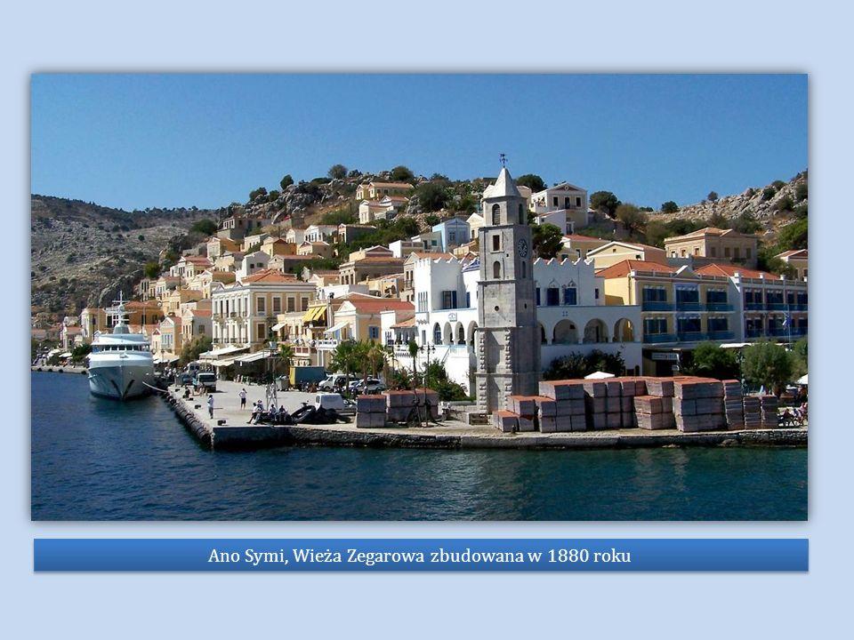 Na wyspie mieszka 2600 osób zajmujących się głównie handlem, turystyką oraz rybołówstwem. Sezon turystyczny trwa od maja do października. W tych miesi