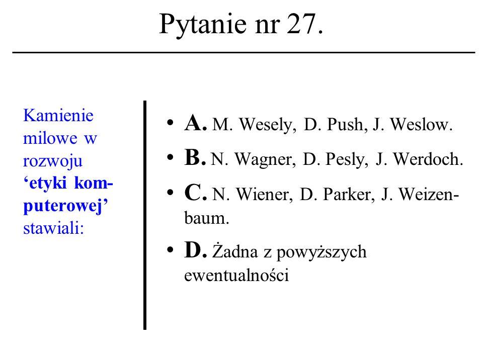 Pytanie nr 26.