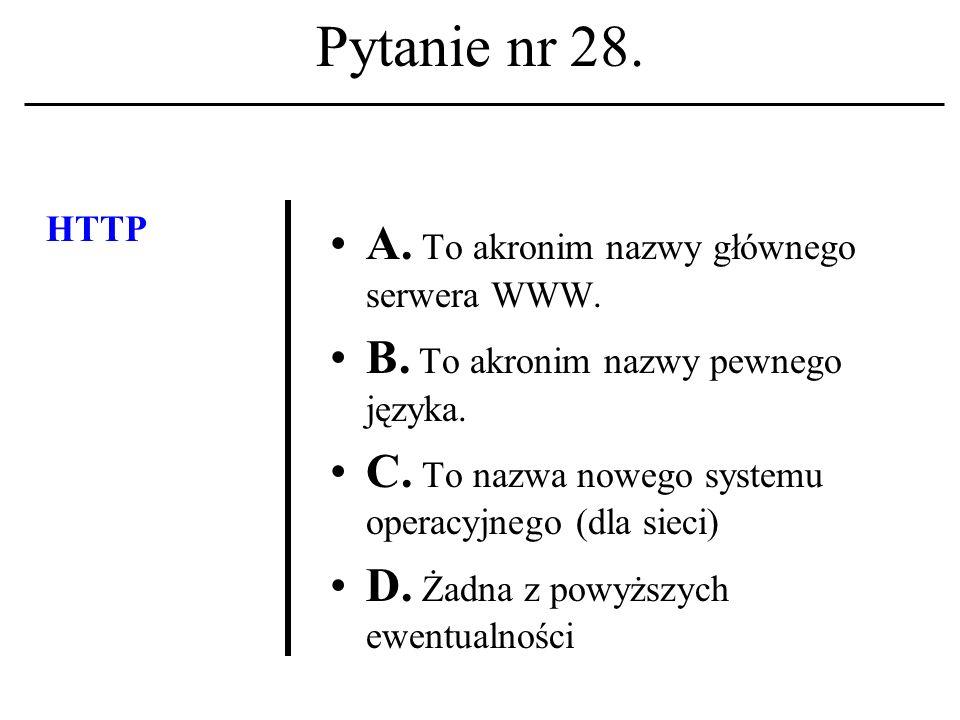 Pytanie nr 27. Kamienie milowe w rozwoju etyki kom- puterowej stawiali: A.