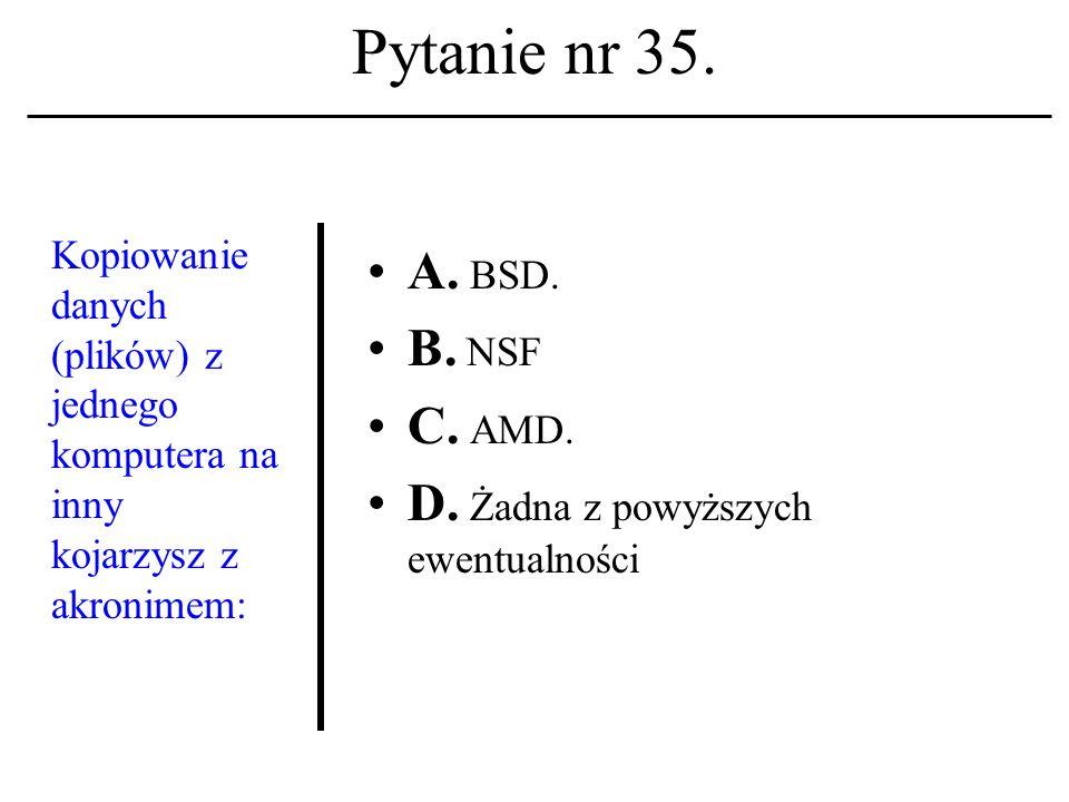 Pytanie nr 34. Termin hypertext interpreto- wany zgodnie z intencją T.