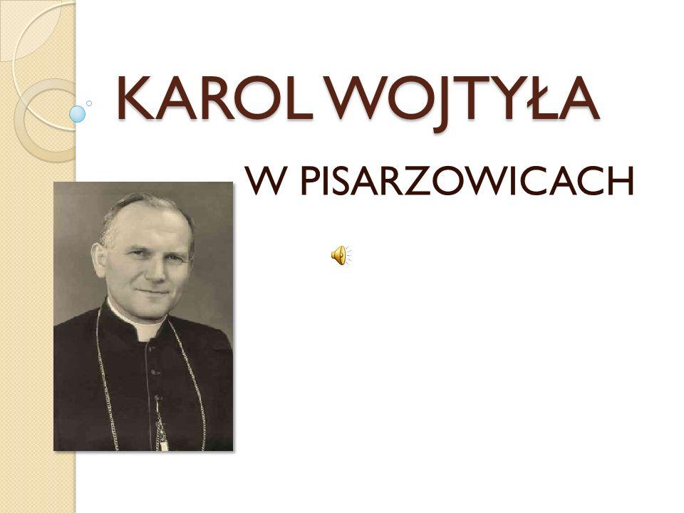 HISTORIA KOŚCIOŁA W sierpniu 1965r.Spłonął zabytkowy kościół w Pisarzowicach.