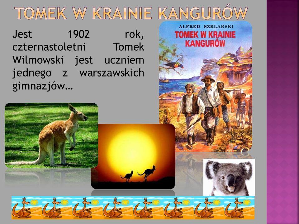 Jest 1902 rok, czternastoletni Tomek Wilmowski jest uczniem jednego z warszawskich gimnazjów…