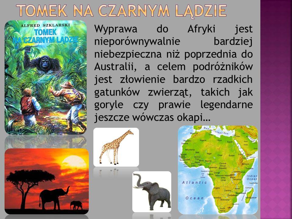 Wyprawa do Afryki jest nieporównywalnie bardziej niebezpieczna niż poprzednia do Australii, a celem podróżników jest złowienie bardzo rzadkich gatunków zwierząt, takich jak goryle czy prawie legendarne jeszcze wówczas okapi…