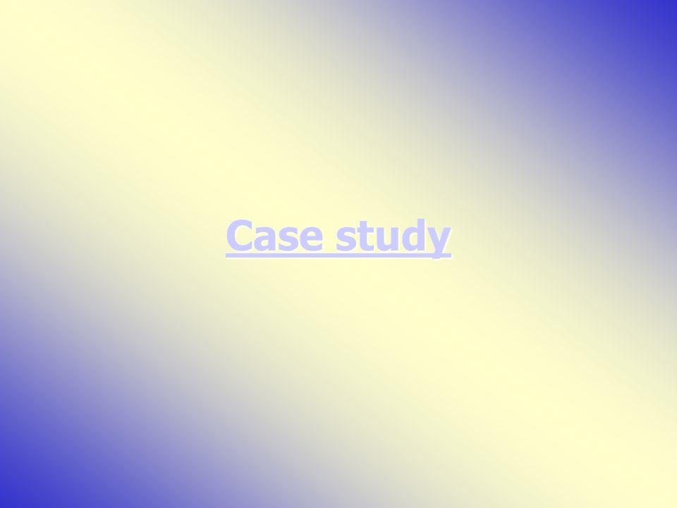 Case study Case study