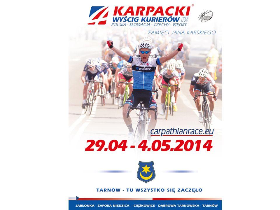 2-nd May (Friday) (SLOVAKIA/POLAND) 40 km/h 42 km/h 44 km/h 14:00 14:00 14:00 0 km STARA BYSTRICA (NAMESTIE) oficial start to the 4th stage 14:05 14:05 14:05 0 km (2,1 km) STARA BYSTRICA – real start to the 4-th stage 14:16 14:15 14:14 14 km mountain premie TAURON 14:25 14: 22 14:20 20 km Oravska Lesna 14:57 14:54 14:51 41 km Lokca 15:07 15:04 15:01 48 km Namestovo - sprint premie JANOM 15:33 15:28 15:23 62 km Ustie nad Priehradou 15:42 15:38 15:33 68 km Trstena 15:47 15:42 15:37 73 km Liesek - sprint premie JANOM 15:48 15:43 15:38 74 km Cimhova 15:52 15:46 15:40 78 km Hladovka 16:00 15:54 15:48 83 km Sucha Hora – border Slovakia/Poland – premie special 16:02 15:56 15:50 84 km Chochołów 16:07 16:00 15:54 88 km Podczerwone 16:13 16:06 16:00 93 km Czarny Dunajec - sprint premie JANOM 16:26 16:18 16:10 102 km Piekielnik 16:35 16:27 16:20 108 km JABŁONKA (URZĄD GMINY) – finish of the 4th stage