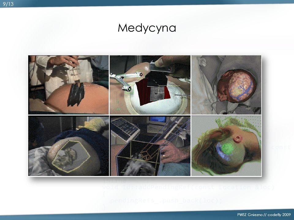 Medycyna PWSZ Gniezno // codefly 2009 9/13