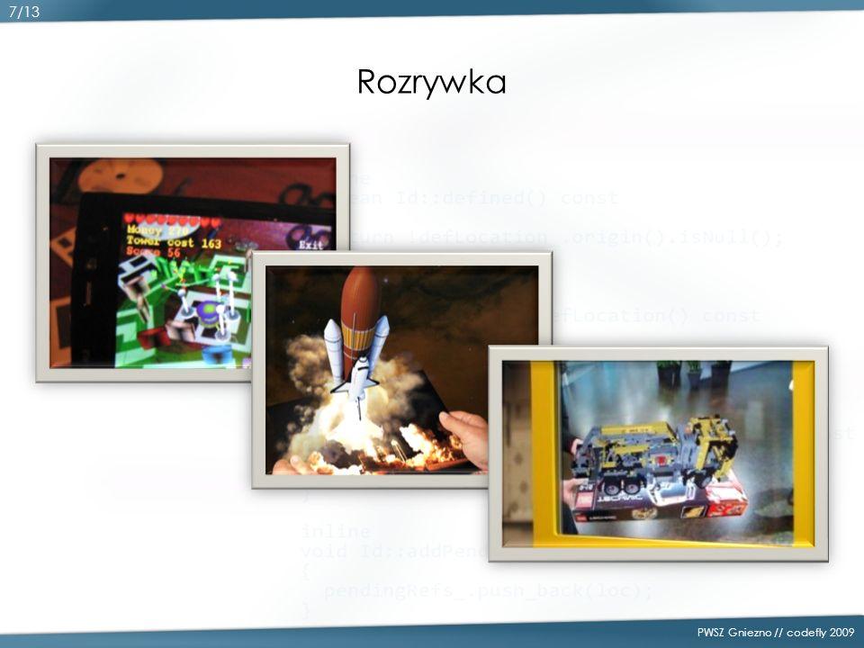 Rozrywka PWSZ Gniezno // codefly 2009 7/13