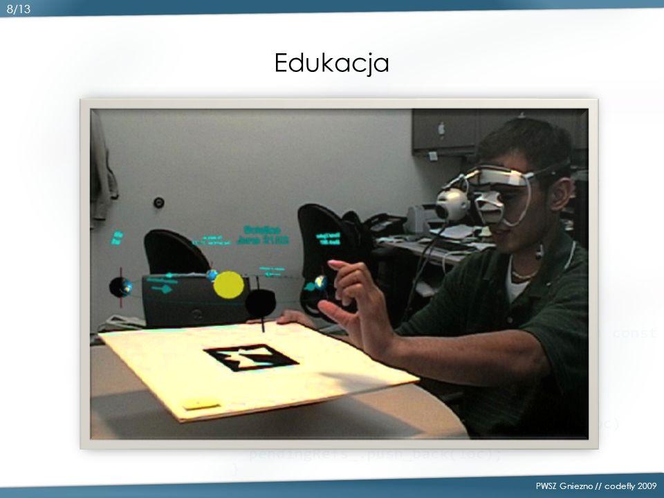 Edukacja PWSZ Gniezno // codefly 2009 8/13
