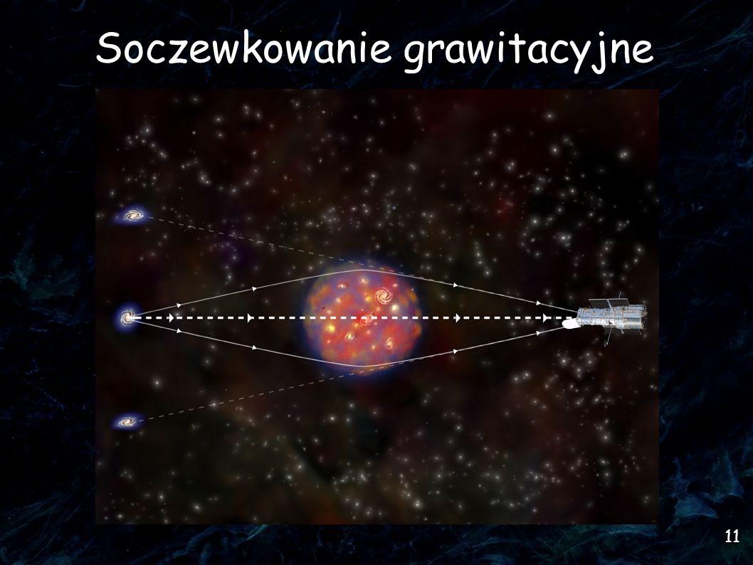 11 Soczewkowanie grawitacyjne