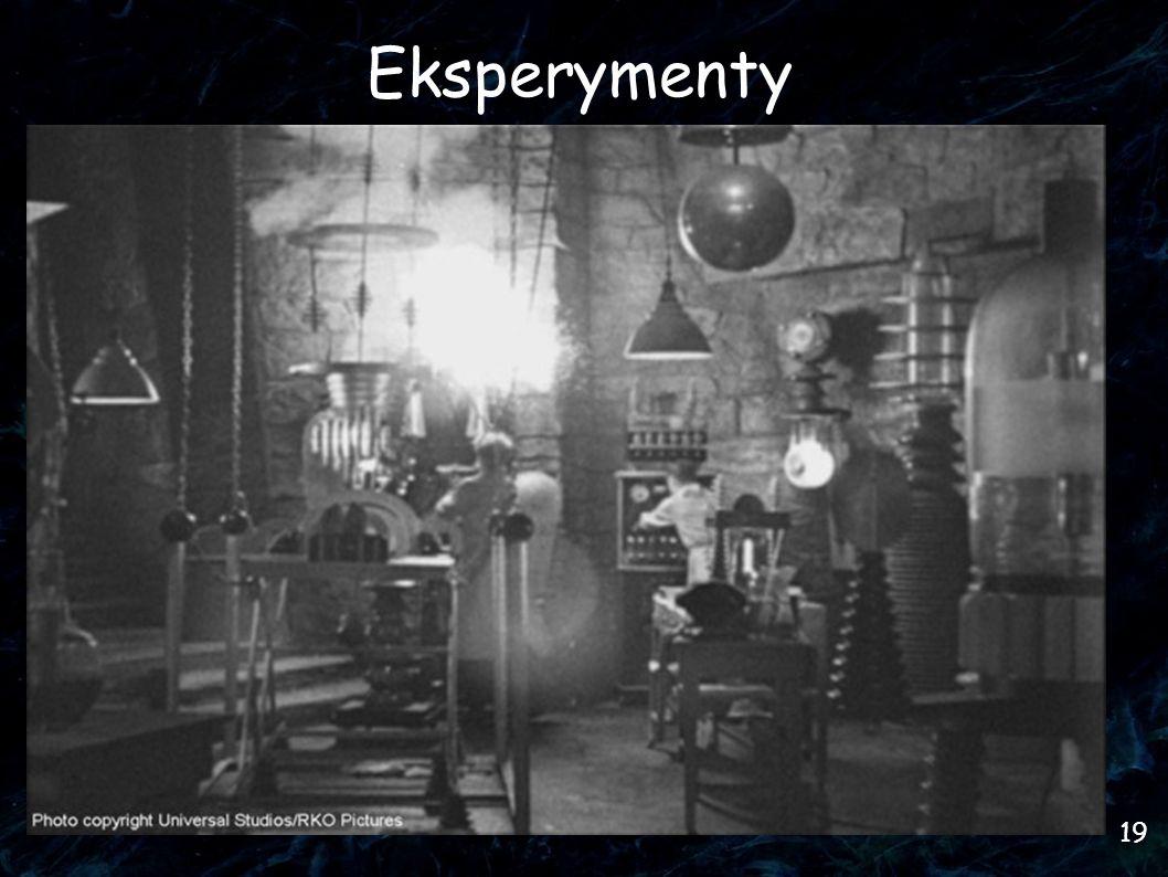 19 Eksperymenty