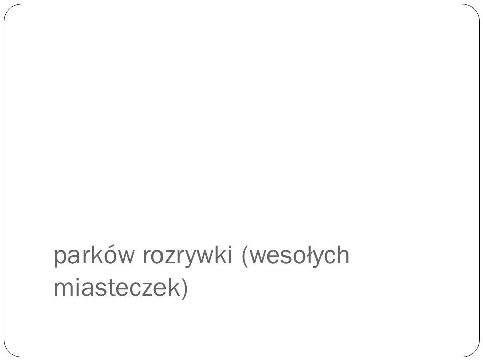 Dokończ Europa-Park, Hansapark, Heide- Park to nazwy znanych niemieckich …