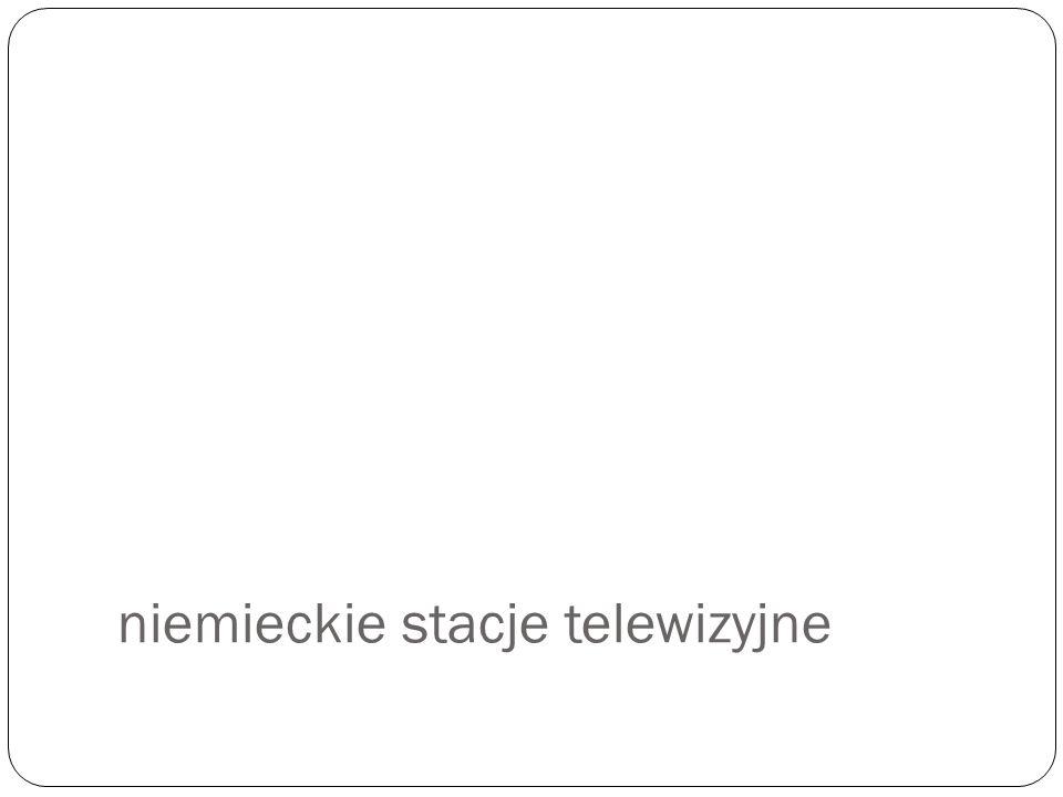 Dokończ ARD, ZDF, RTL, SAT to najbardziej atrakcyjne …