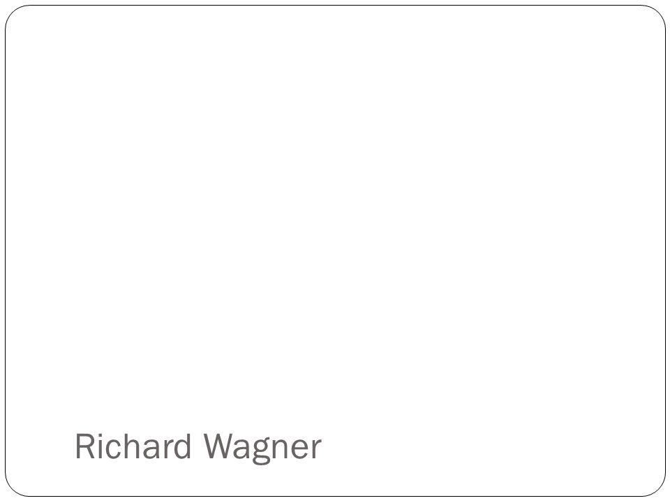 Wybitny przedstawiciel niemieckiego neoromantyzmu i jeden z największych twórców operowych. O kim mowa? Kto widnieje na fotografiach – Richard Wagner