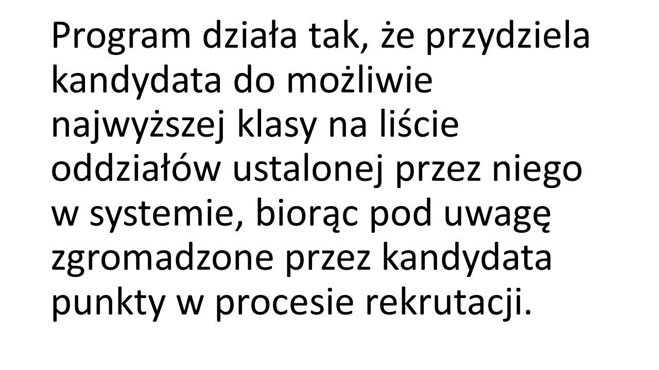 Punkty max.200 Egzamin gimnazjalny – do 100 pkt.