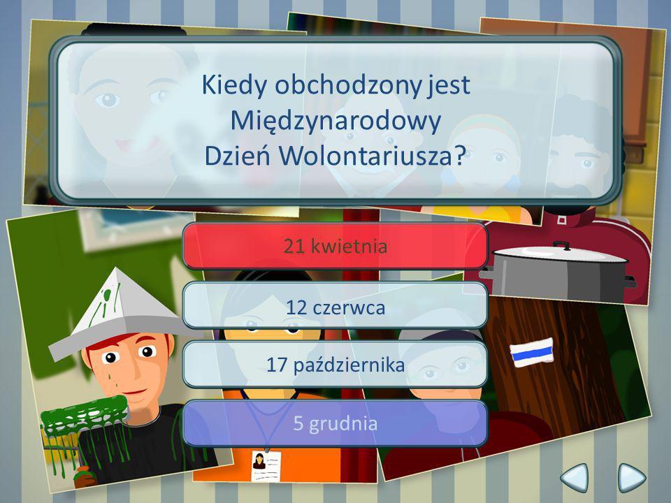 Inna nazwa wolontariatu europejskiego Wolontariat z wykorzystaniem Internetu Działania wolontariackie w obszarze edukacji Nazwa ogólnopolskiej akcji wolontariackiej Co to jest e-wolontariat?