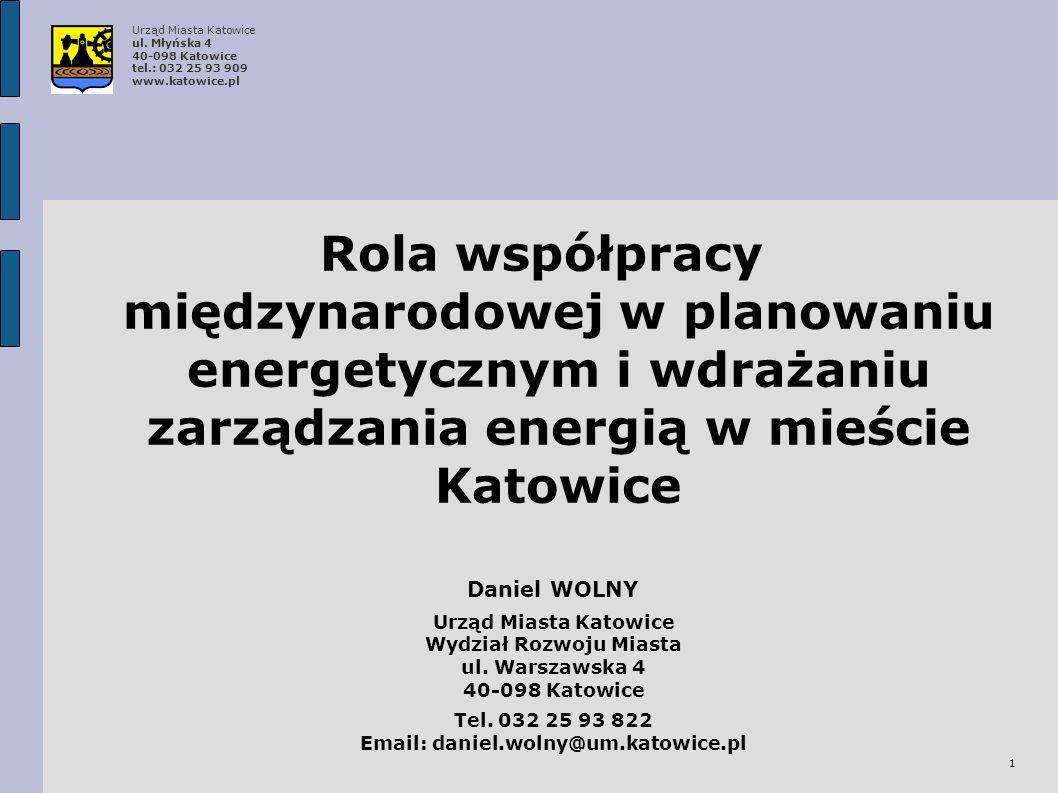Urząd Miasta Katowice ul.