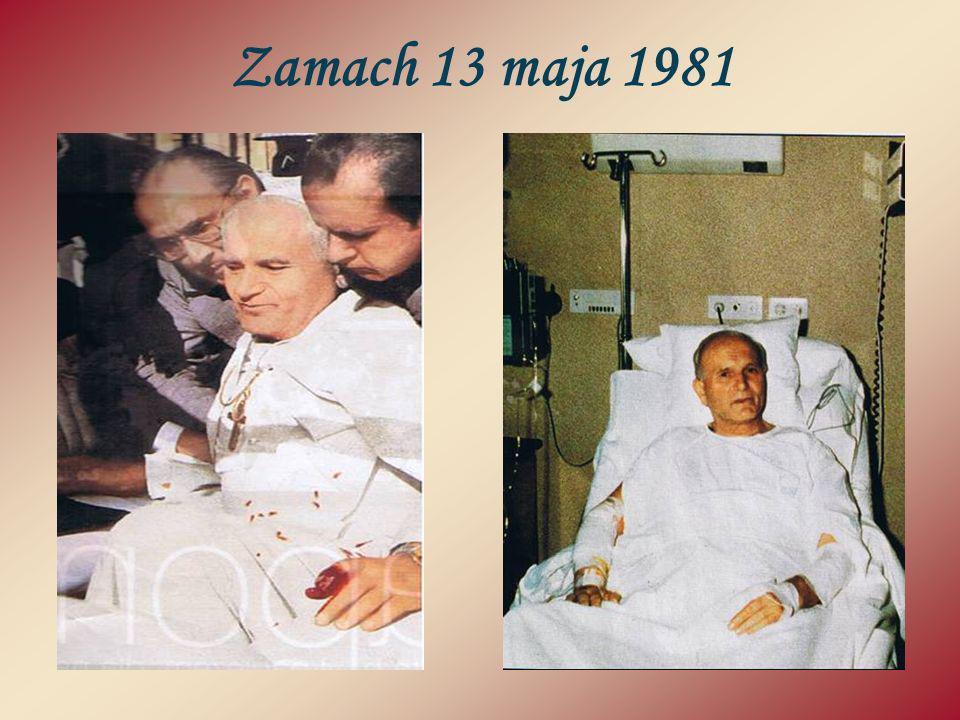 Zamach 13 maja 1981