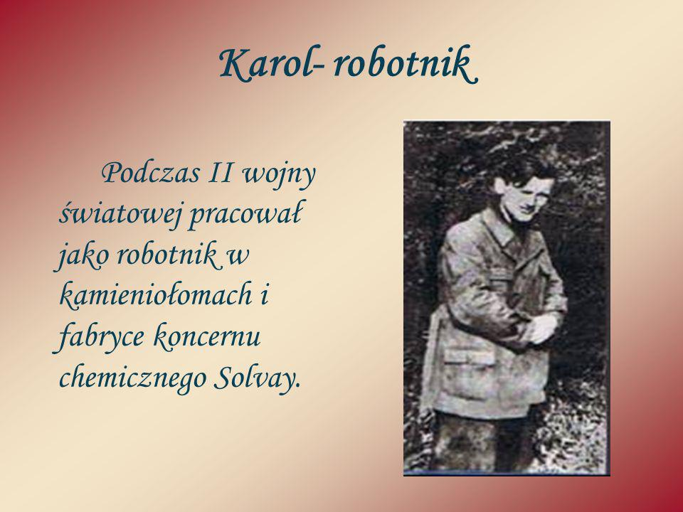 Aktor Wojtyła