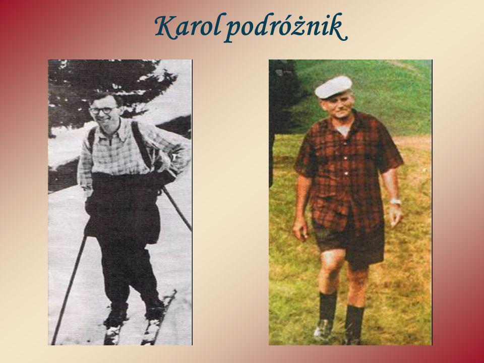 Ksiądz Karol 1 listopada 1946 Karol Wojtyła przyjął święcenia kapłańskie.
