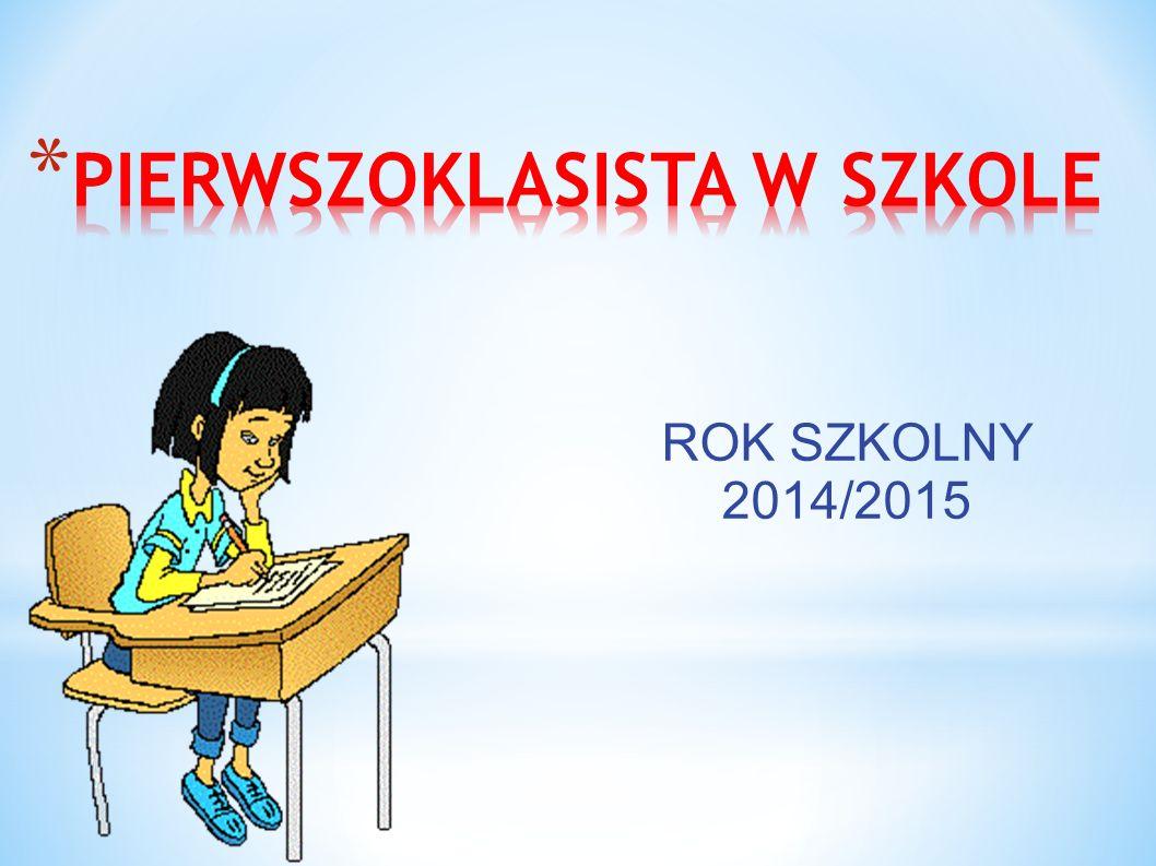 W roku szkolnym 2014/2015 obowiązkiem szkolnym objęte są dzieci urodzone w roku 2007 - siedmiolatki oraz dzieci urodzone od 1 stycznia do 30 czerwca 2008 roku - sześciolatki.