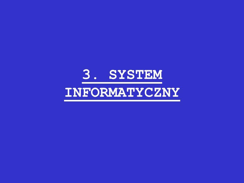 3. SYSTEM INFORMATYCZNY