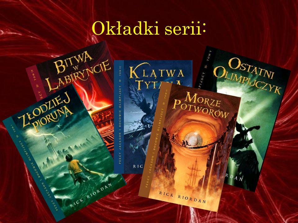 Okładki serii: