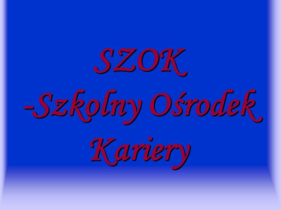 SZOK -Szkolny Ośrodek Kariery