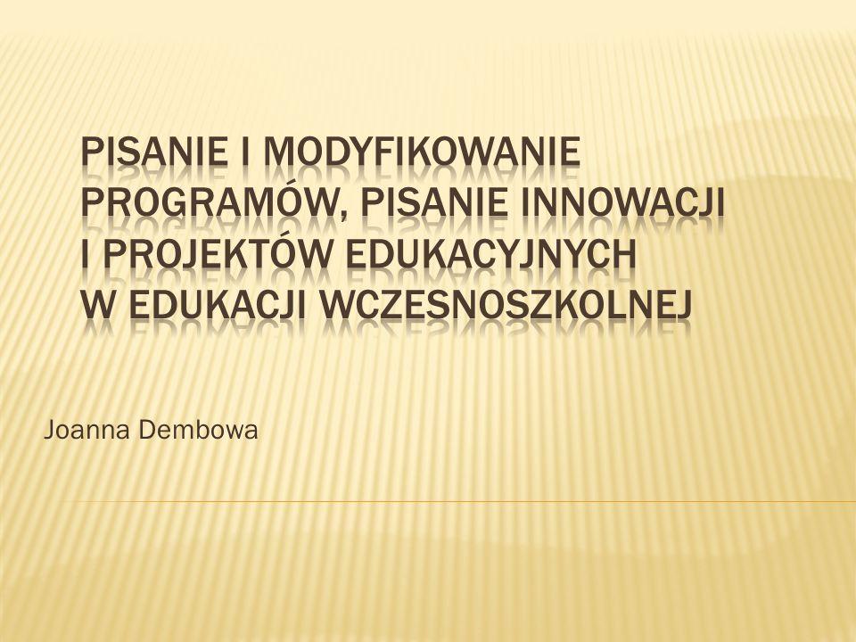 Joanna Dembowa