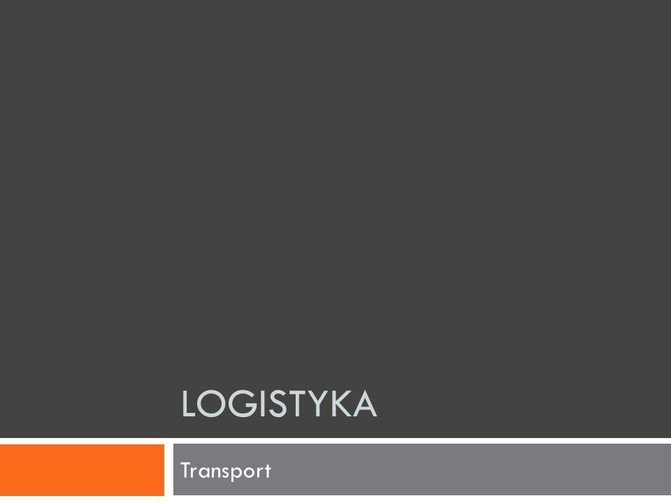 LOGISTYKA Transport