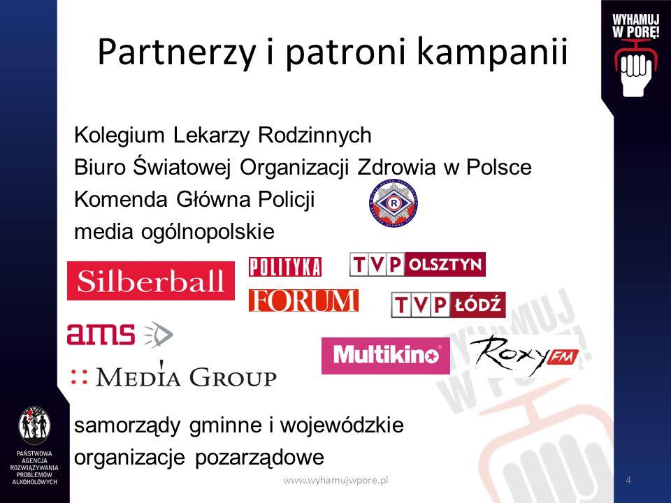 www.wyhamujwpore.pl35 Jak sprawdzić czy picie jest bezpieczne.