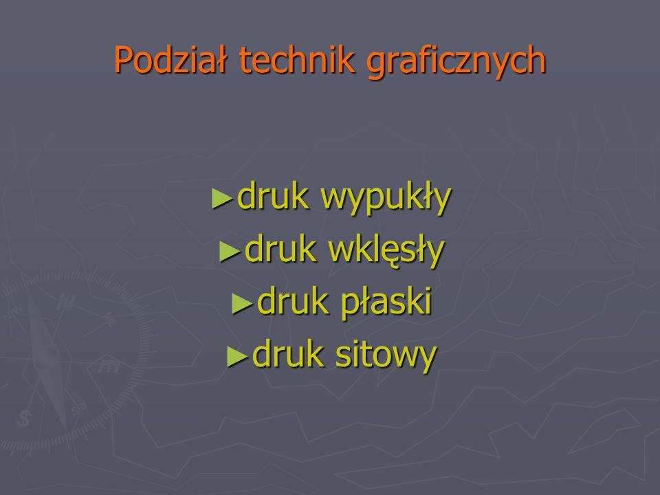 DRUK WKLĘSŁY