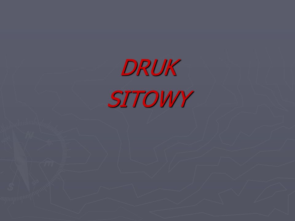 DRUKSITOWY