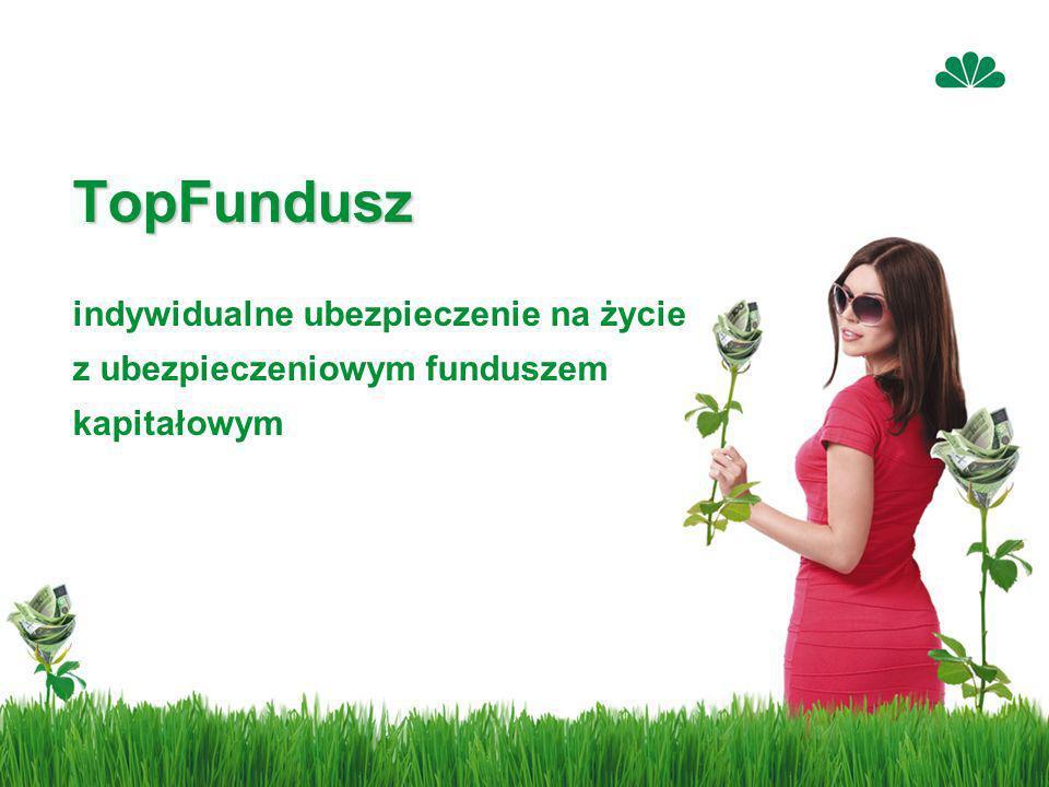 TopFundusz indywidualne ubezpieczenie na życie z ubezpieczeniowym funduszem kapitałowym