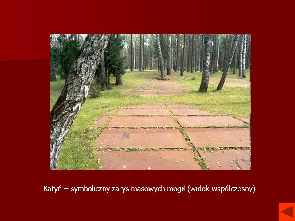 Wykrycie grobów katyńskich Ekshumacji dokonano w ośmiu masowych grobach, a wśród wydobytych zwłok zidentyfikowano ciała dwóch generałów – Bohatyrewicza i Smorawińskiego, pochowane następnie w oddzielnych mogiłach.
