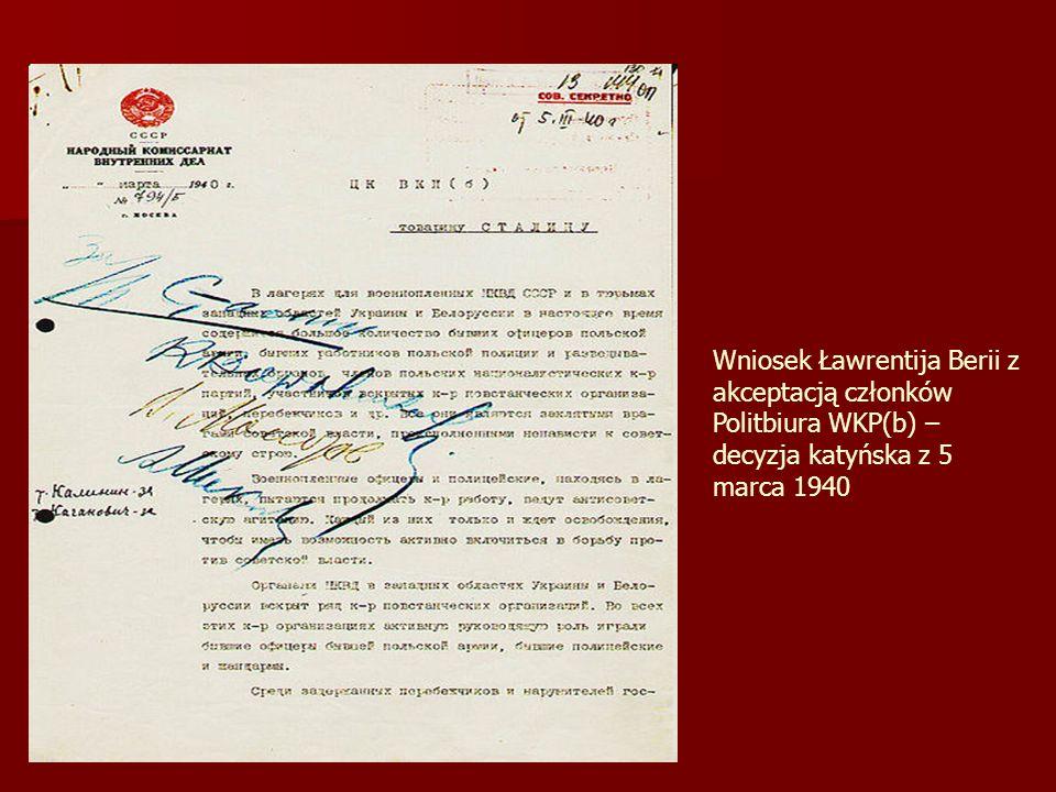 Zagłada Wymienione wyżej listy transportowe były – poza kilkoma decydującymi o wywozie do obozu juchnowskiego – wyrokami śmierci.