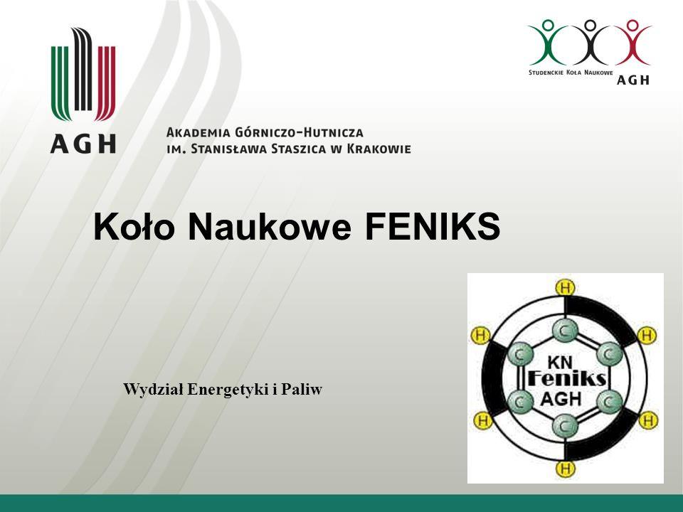 Wydział Energetyki i Paliw Koło Naukowe FENIKS